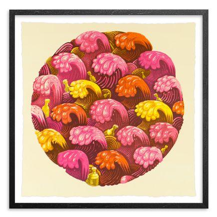 Jason Botkin Art Print - Waves - Fruit Punch Edition