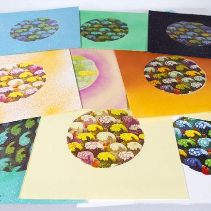 Jason Botkin Art Print - Waves - Mini Prints