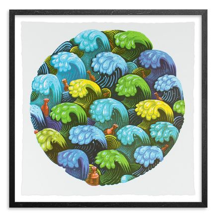 Jason Botkin Art Print - Waves