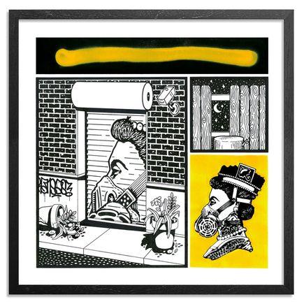 Jason Eatherly Art Print - No Sleep Chasing Dreams