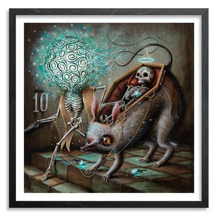 Jason Limon Art Print - No Man's Land - Limited Edition Prints