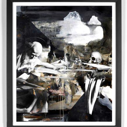 Jason Seife Art Print - Studio Di Un Uomo