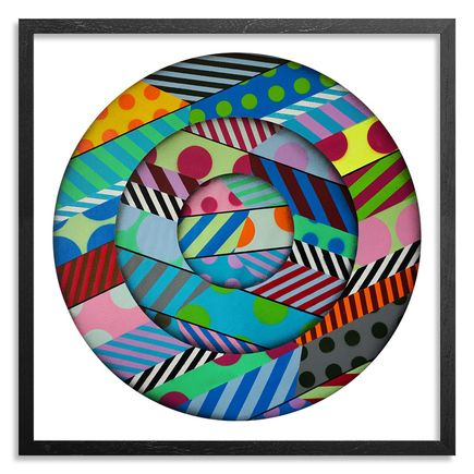 Jason Woodside Art Print - Looking Glass - Standard Edition