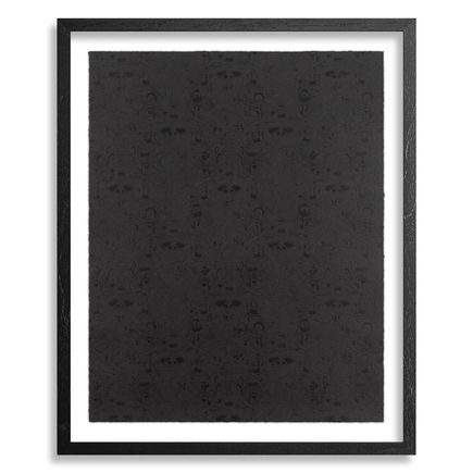 Jasper Wong Art Print - Mystery Meat - Black Edition