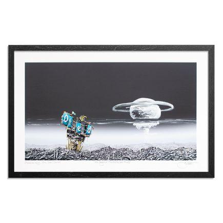 Jeff Gillette Art Print - 101 Megaton Thermonuclear Bomb