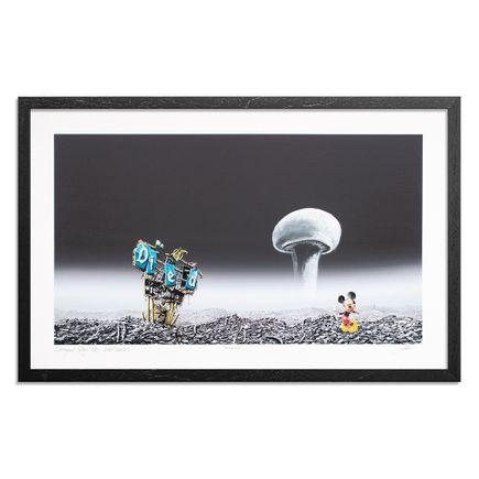 Jeff Gillette Art Print - Mushroom