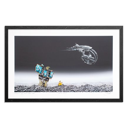 Jeff Gillette Art Print - Wall-E 2001