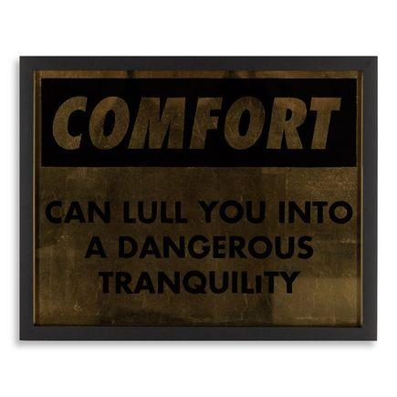 Jeff Gress Original Art - Comfort