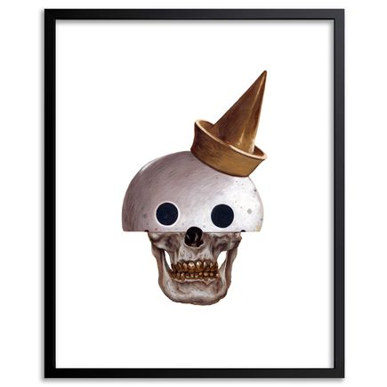 Jeff McMillan Art Print - Jack In The Box