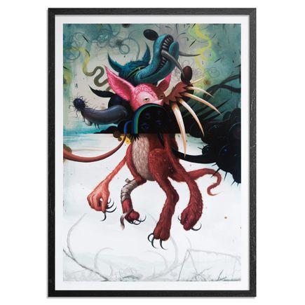 Jeff Soto Art Print - Broken