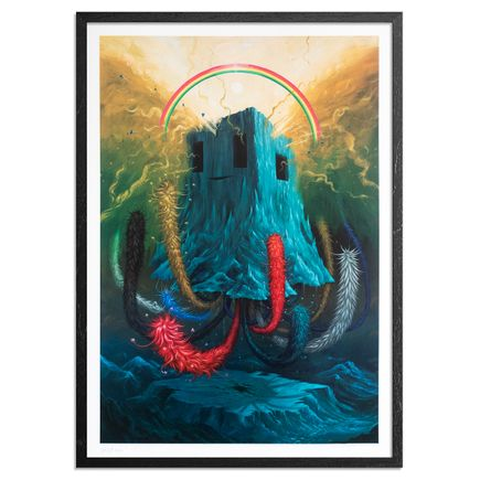 Jeff Soto Art Print - Rising