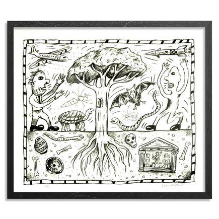 Jeffrey Vallance Art Print - Tree Of Renewal
