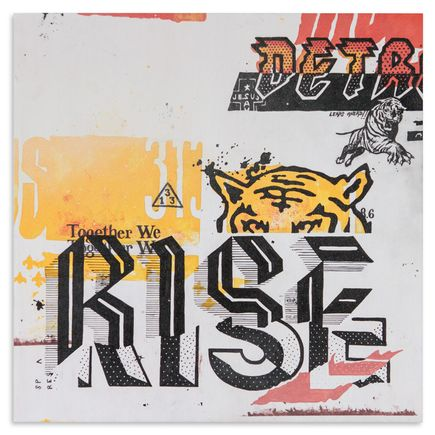 Jeremiah Britton Original Art - Together We Rise - Original Artwork