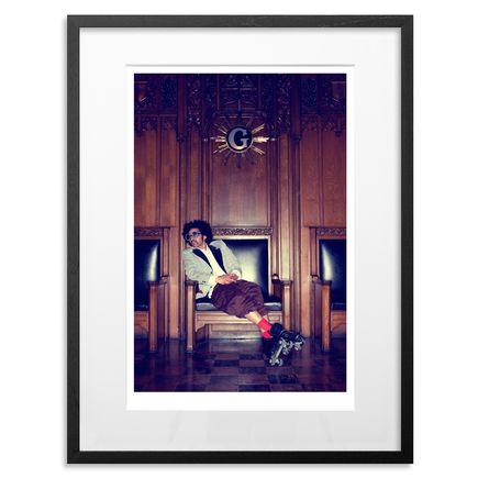 Jeremy Deputat Art Print - Moodymann - G - 18 x 24 - Number 15-21
