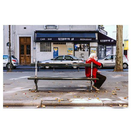 Jeremy Deputat Art Print - Paris Life - 66 x 44 - Number 6-10
