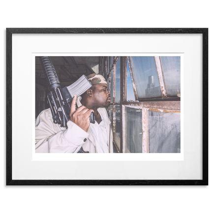 Jeremy Deputat Art Print - Cold Steel - 24 x 18 - Number 1-7