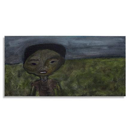Jerry Vile Original Art - Sorry About That (Vietnam)