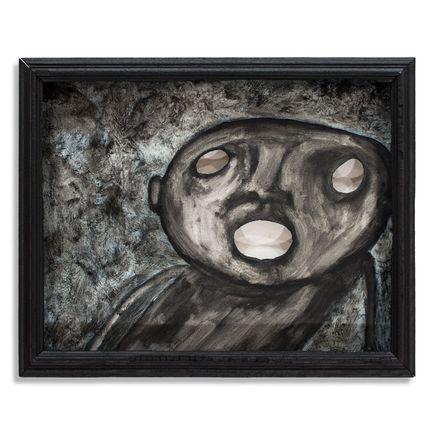 Jerry Vile Original Art - Holl