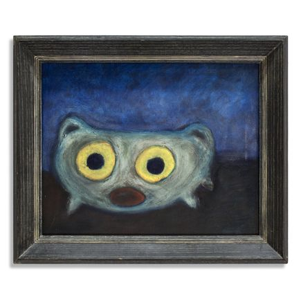 Jerry Vile Original Art - Mammal Thingy