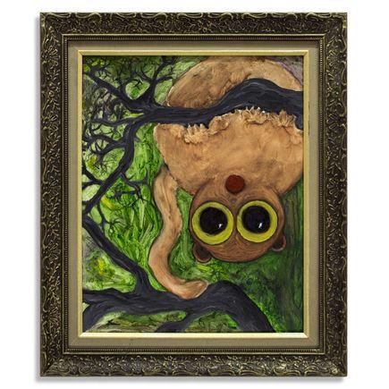 Jerry Vile Original Art - Nocturnal