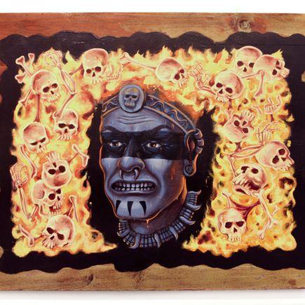Jesse Kassel Art - Ayahuasca Trip