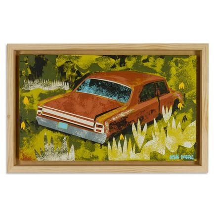 Jesse Kassel Original Art - Chevrolet