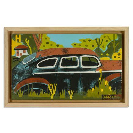 Jesse Kassel Original Art - Chrysler
