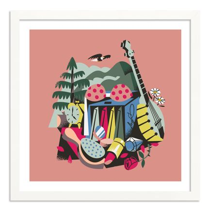 Jesse Kassel Art Print - Dolly Collection