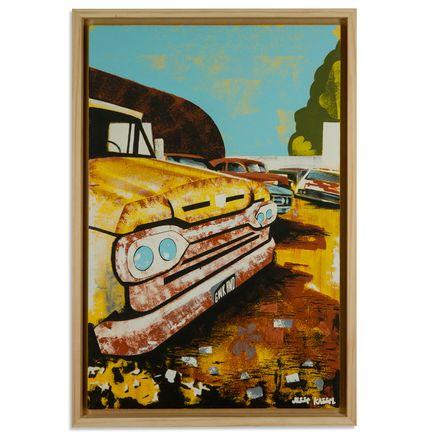 Jesse Kassel Original Art - Ford Truck I