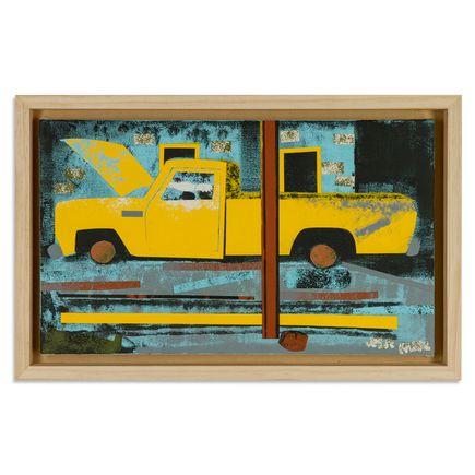 Jesse Kassel Original Art - Ford Truck II