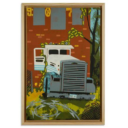 Jesse Kassel Original Art - Freightliner