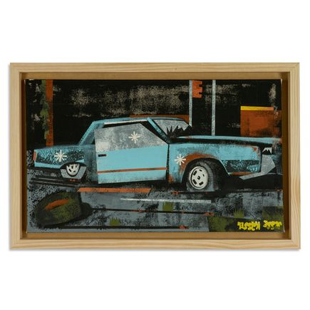 Jesse Kassel Original Art - Impala