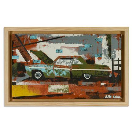 Jesse Kassel Original Art - Plymouth Fury
