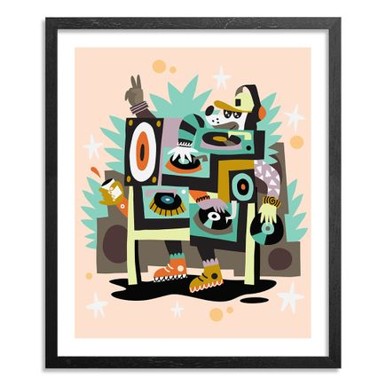 Jesse Kassel Art Print - Limited Edition Prints - Turntable Boogie