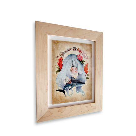 Jessica McCourt Original Art - Jewel of the Sea