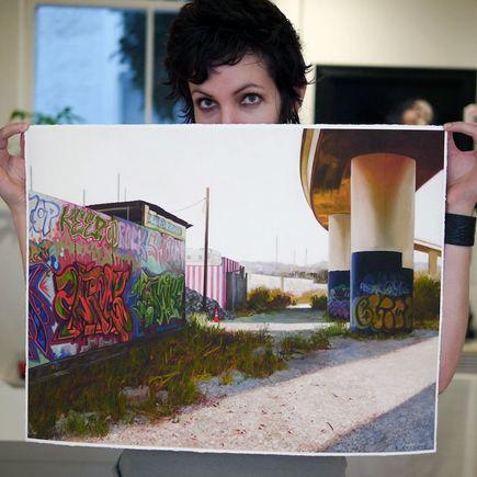 Jessica Hess Art - Bayview II