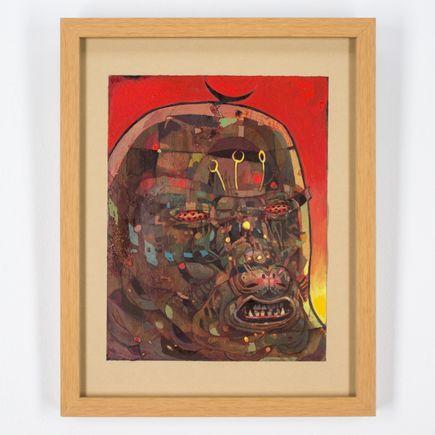 Jesus Benitez Original Art - Mutante 1