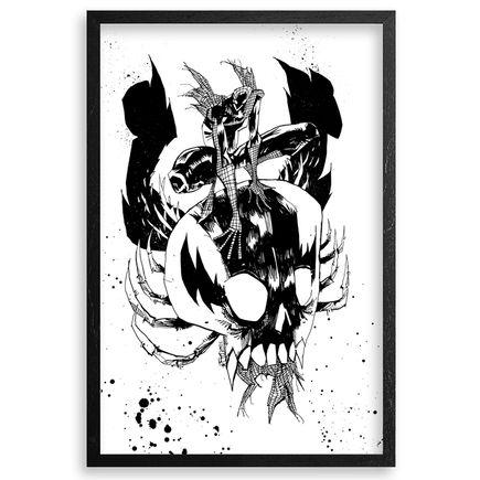 Jim Mahfood Original Art - Spider-Man 01