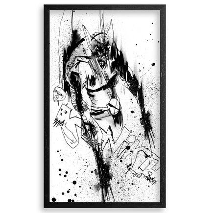 Jim Mahfood Original Art - Wolverine