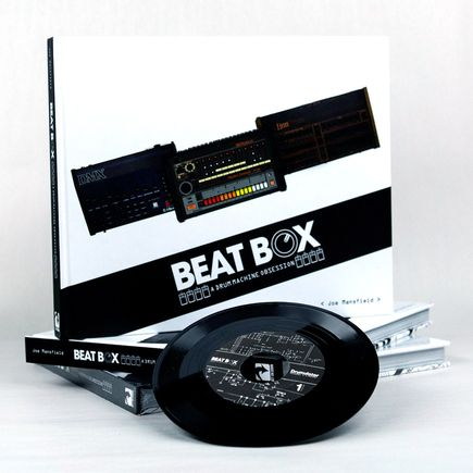 Joe Mansfield Book - Beat Box: A Drum Machine Obsession