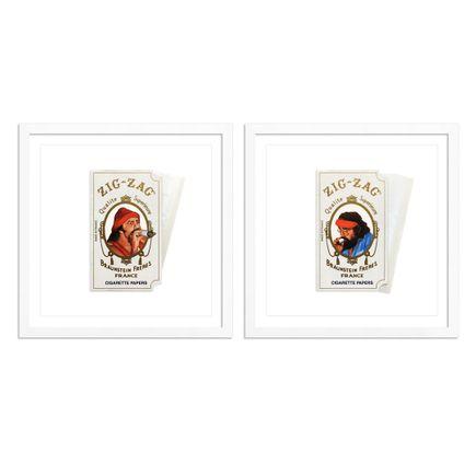 Joseph Martinez Art Print - Cheech & Chong - 2-Print Set