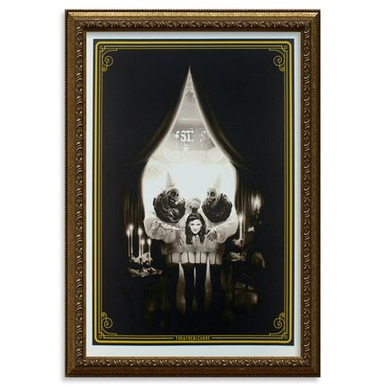 John Dunivant Art Print - The Illusionists' Ball
