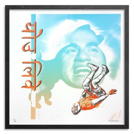 John Valadez Art Print - You Live