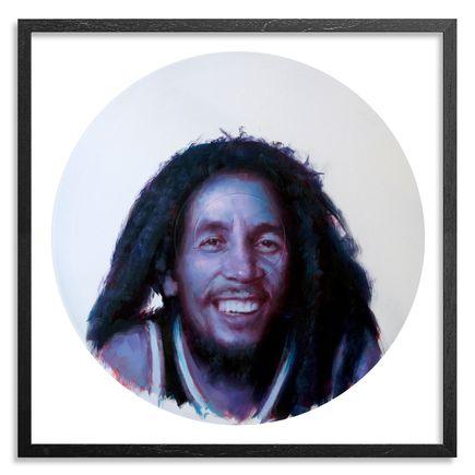 John Wentz Art Print - Bob Marley