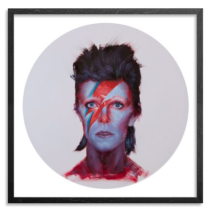 John Wentz Art - David Bowie  - Framed
