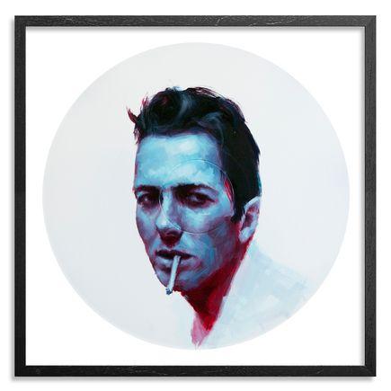 John Wentz Art Print - Joe Strummer