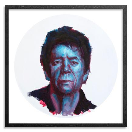 John Wentz Art Print - Lou Reed - John Wentz