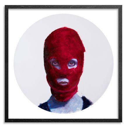 John Wentz Art Print - Pussy Riot