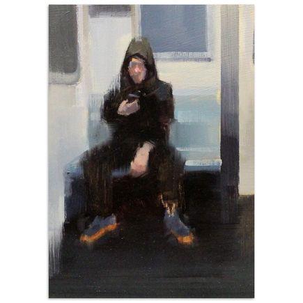 John Wentz Original Art - NYC Study No. 3 - Original Artwork