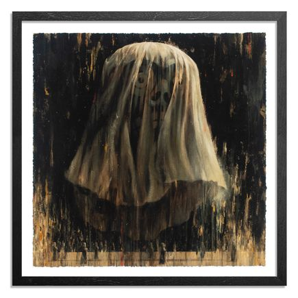 John Dunivant Art Print - With Ghosts